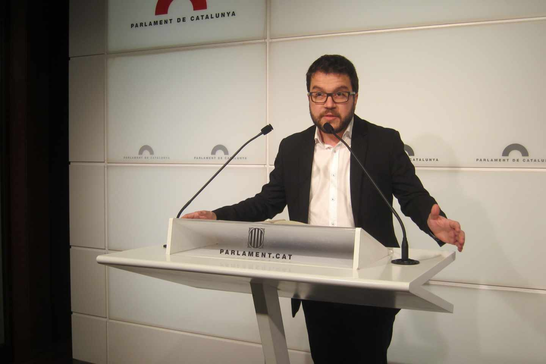 Pere Aragonés.