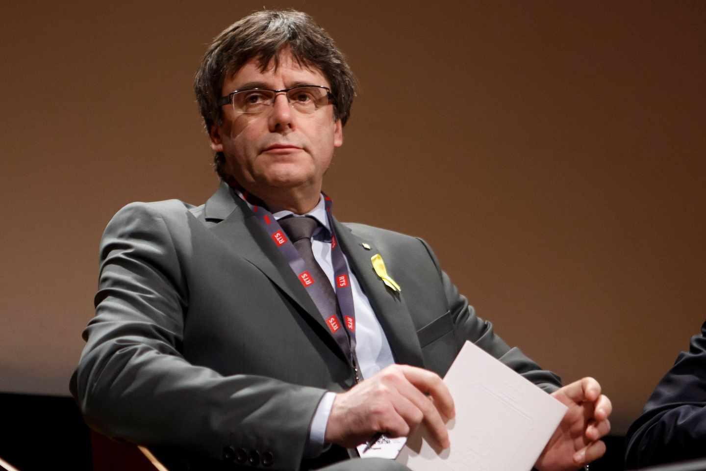 El ex president Carles Puigdemont.