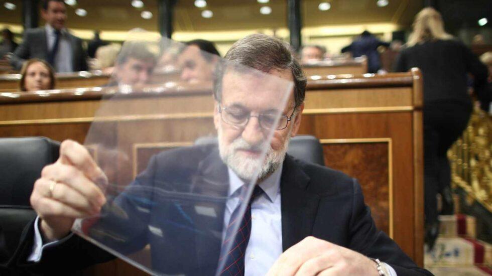 El presidente del Gobierno, Mariano Rajoy, comparecerá en el Congreso el próximo 14 de marzo.