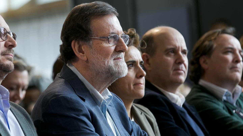 El presidente del Gobierno, Mariano Rajoy, comparecerá en el Congreso paora hablar del pensiones el 14 de marzo.