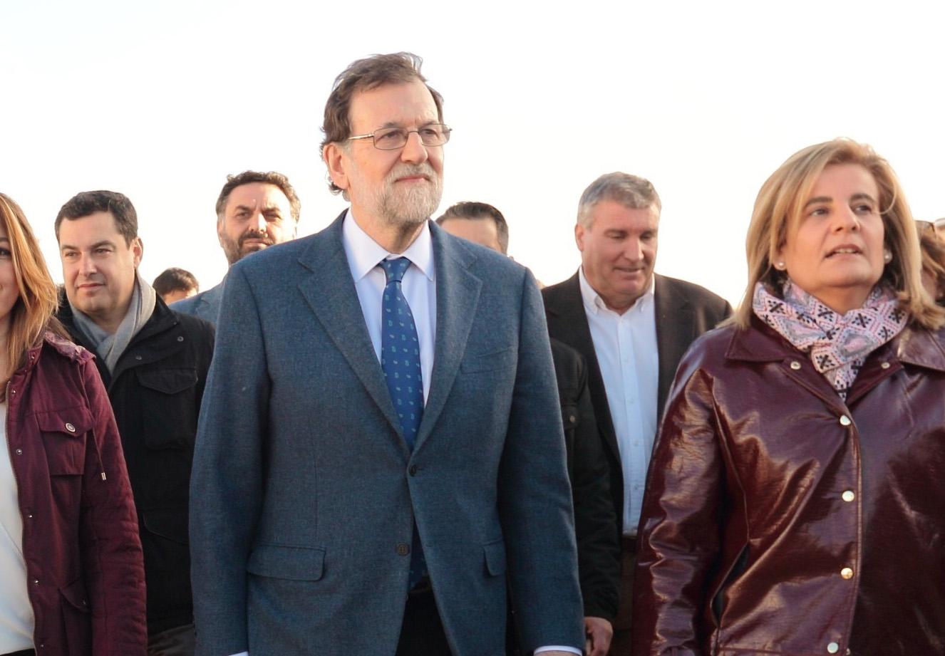 El presidente del Gobierno, Mariano Rajoy, comparecerá en el Congreso para hablar de pensiones el 14 de marzo.