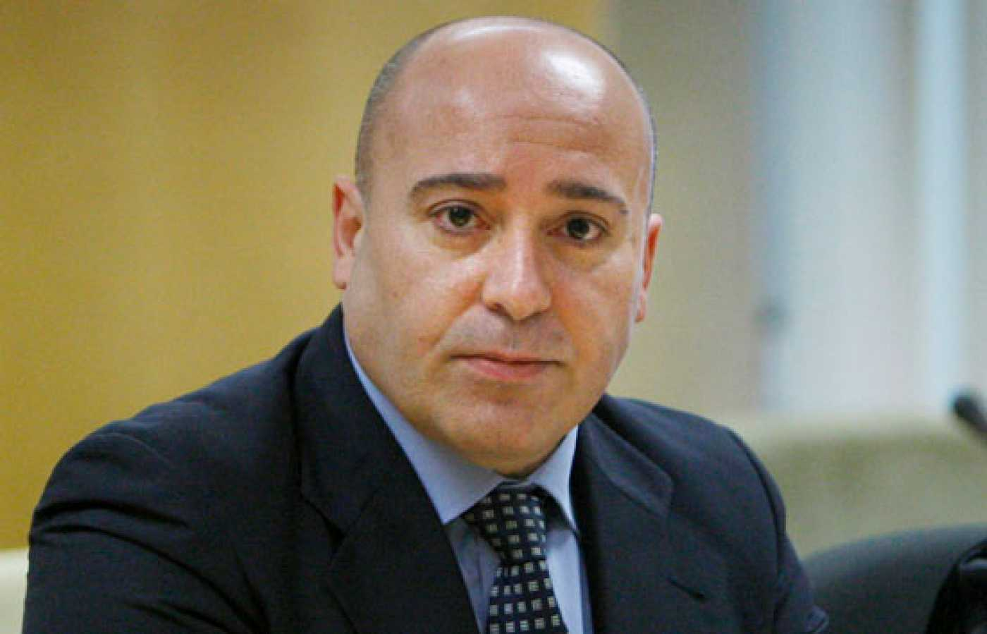 El ex agente del CNI Roberto Flórez, durante su juicio.