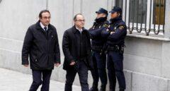 La Fiscalía pide prisión sin fianza para Turull, Rull, Romeva, Bassa y Forcadell