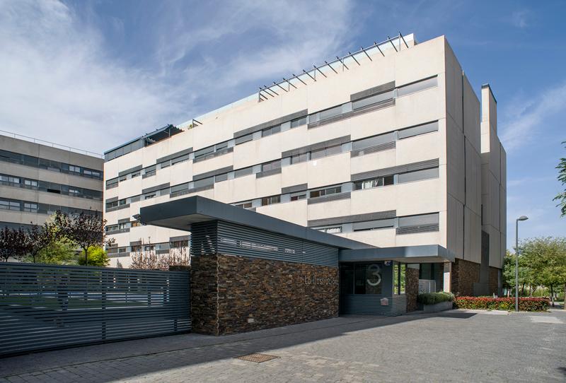 Edificio de Testa Residencial.