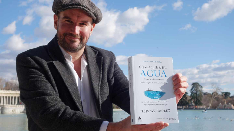 """El naturalista Tristan Gooley, autor de """"Cómo leer el agua"""""""