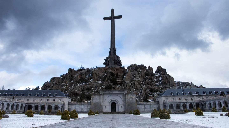 El Valle de los Caídos Valle-caidos-nieve-1440x808