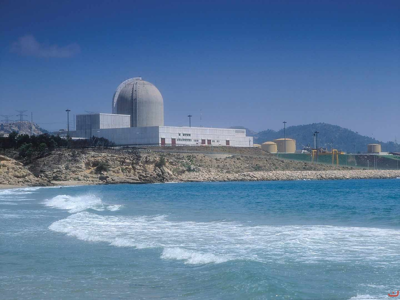 La central nuclear de Vandellós II, en Tarragona.