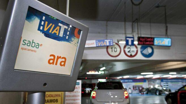 La Caixa negocia comprar el 100% de los aparcamientos Saba.
