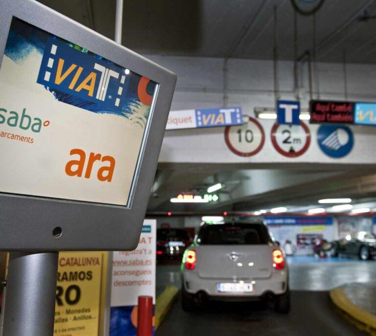 La Caixa negocia la compra del 100% del grupo de aparcamientos Saba