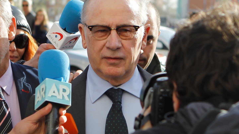El exvicepresidente del Gobierno Rodrigo Rato.