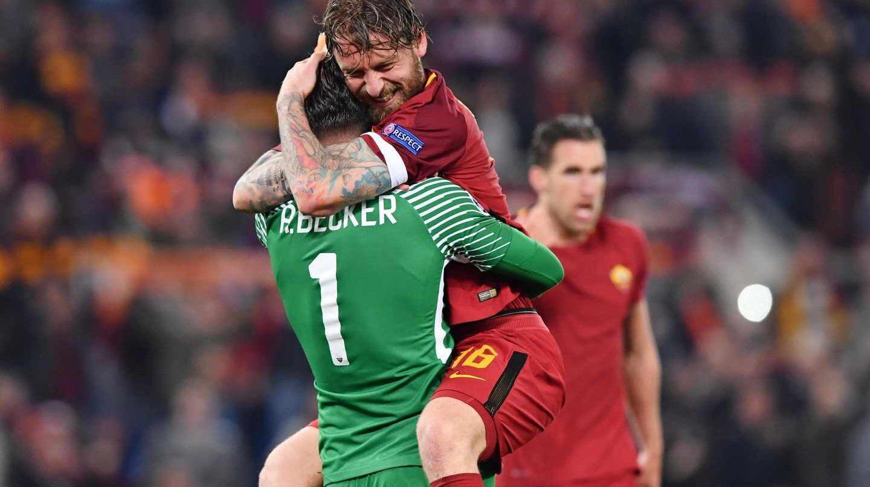 La Roma se dispara en bolsa cerca de un 20% tras eliminar al Barcelona.