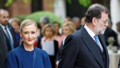 """Rajoy, a Cospedal: """"Cifuentes tiene que irse antes de las 12"""""""