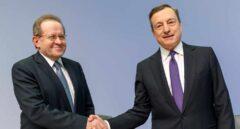 Draghi esperará a Guindos para dibujar el fin de los estímulos en Europa