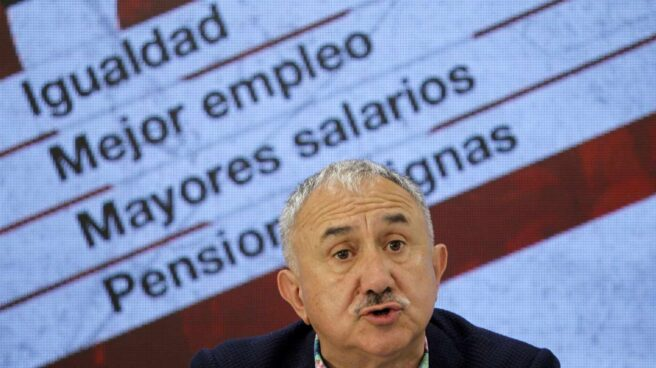 José María Álvarez, secretario general de UGT.