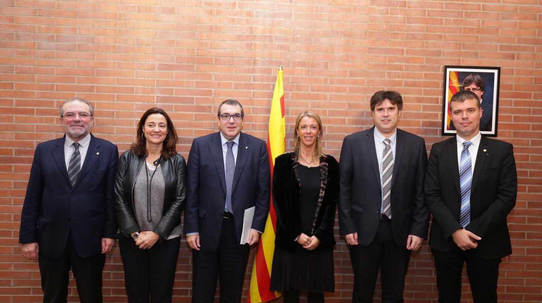 Annabel Marcos, directora de Seguridad de Cataluña.