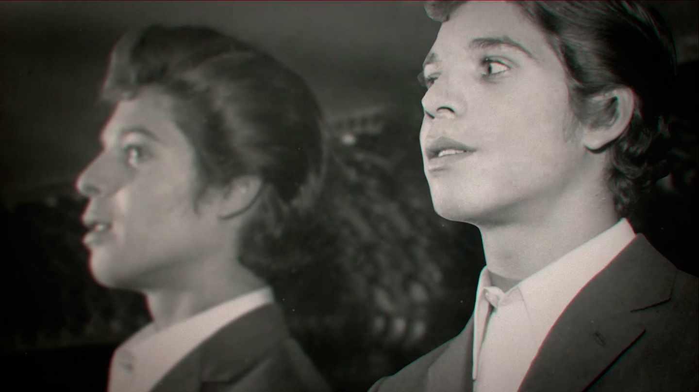Camarón en sus primeros años como cantaor.