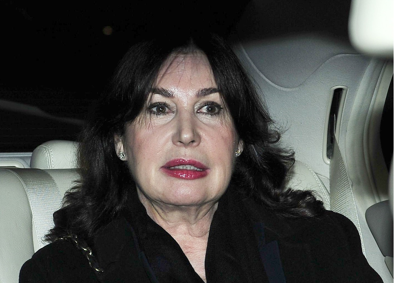 Carmen Martínez-Bordiu, nieta del dictador.