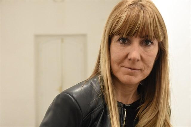 Cristina Manresa, jefa de la región policial Metropolitana Norte de Barcelona.