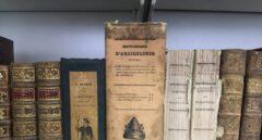 A qué huelen los libros viejos