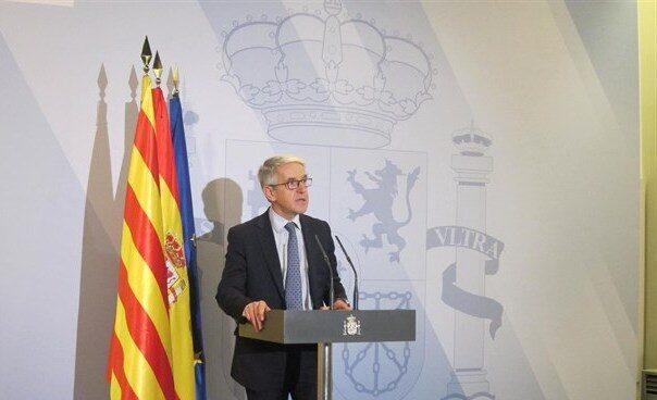 El secretario general técnico del Ministerio del Interior, Juan Antonio Puigserver.