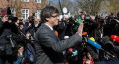 La Fiscalía pide prisión para Buch y el mosso que escoltó a Puigdemont en Bélgica