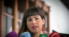 Teresa Rodríguez duda entre quedarse o seguir al frente de Podemos Andalucía