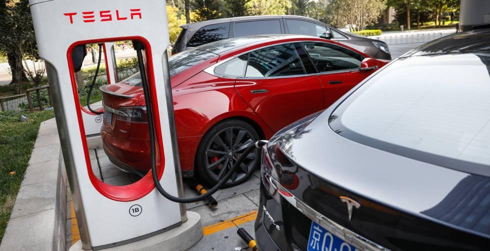 Tesla profundiza su crisis en bolsa y se deja casi un 20% de su valor en cuatro días