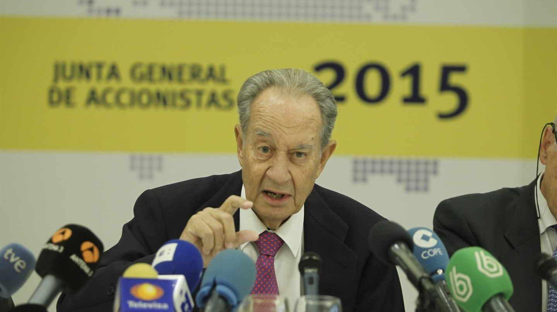 Villar Mir niega haber donado dinero al PP y dice no saber por qué le investigan