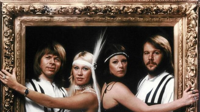 El grupo ABBA.