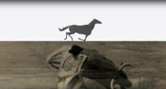 Imagen del videoclip de 'A galopar'