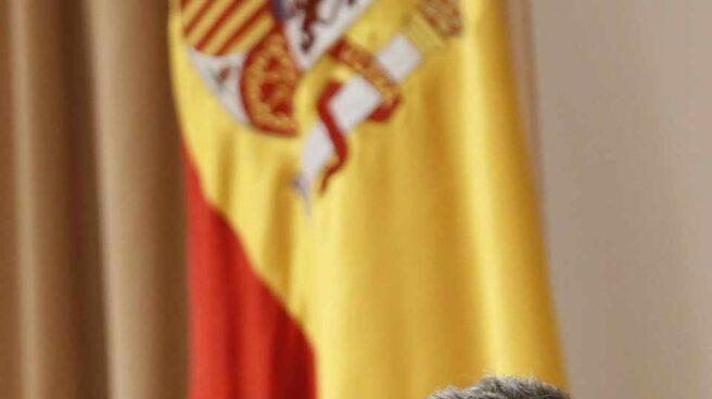 El presidente de la AIReF, José Luis Escrivá, durante su comparecencia en el Congreso de los Diputados.