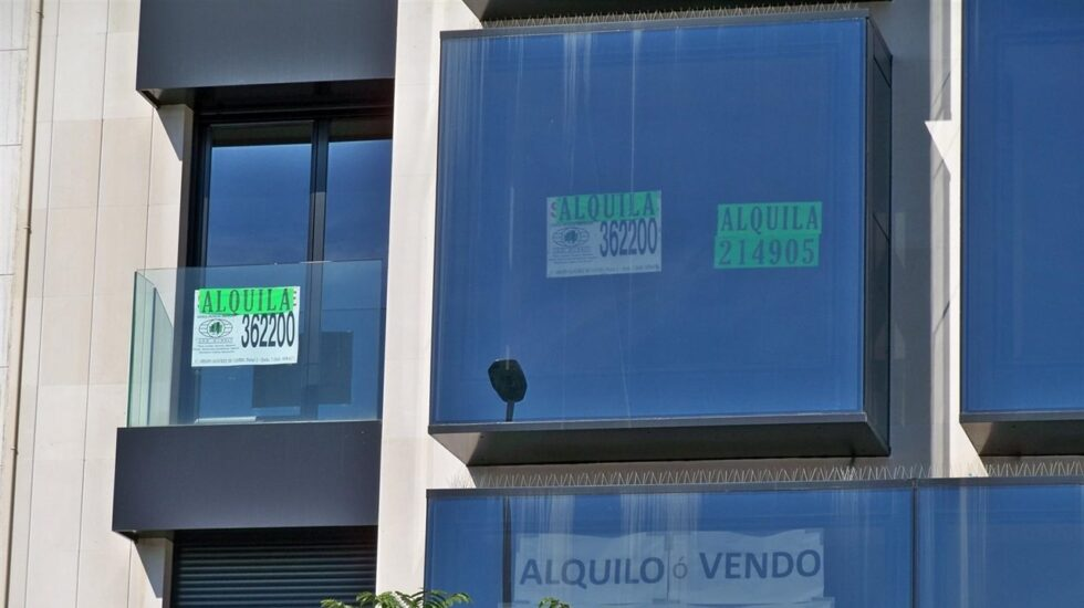 Suben los precios de los alquileres en España.