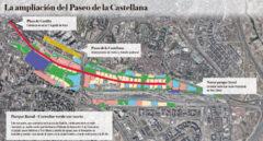 """La nueva Castellana de Madrid será una calle """"franquista"""" de dos alturas"""