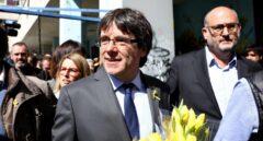Silencio oficial sobre el encuentro de Puigdemont con la etarra Jáuregui