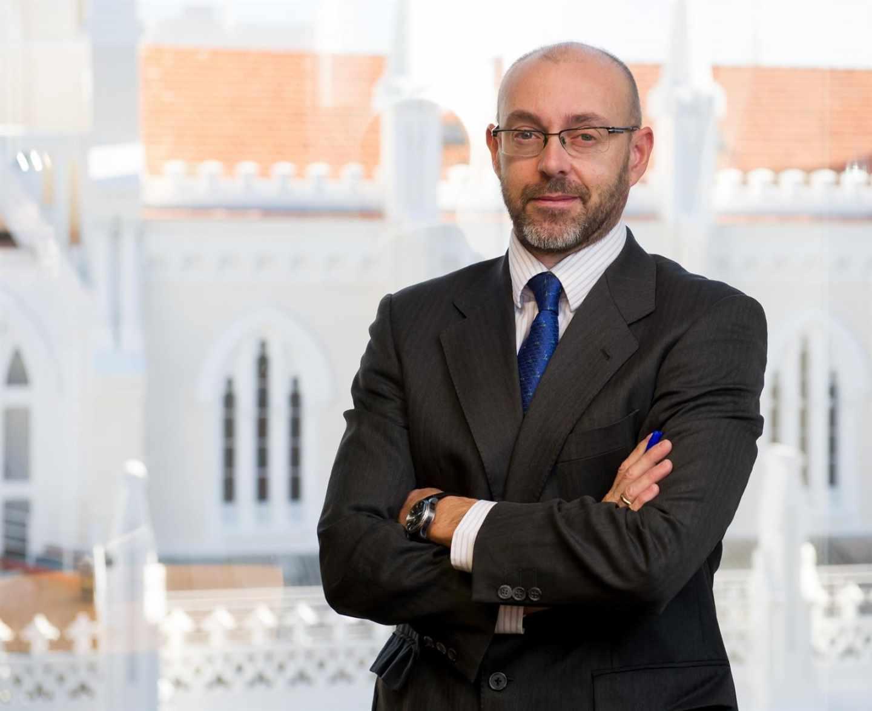 Jorge Sanz, presidente de la Comisión de expertos.