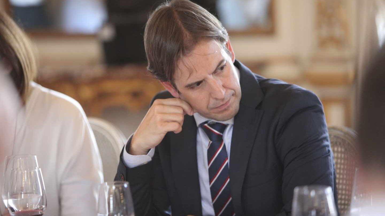 el portavoz nacional de UPyD, Cristiano Brown
