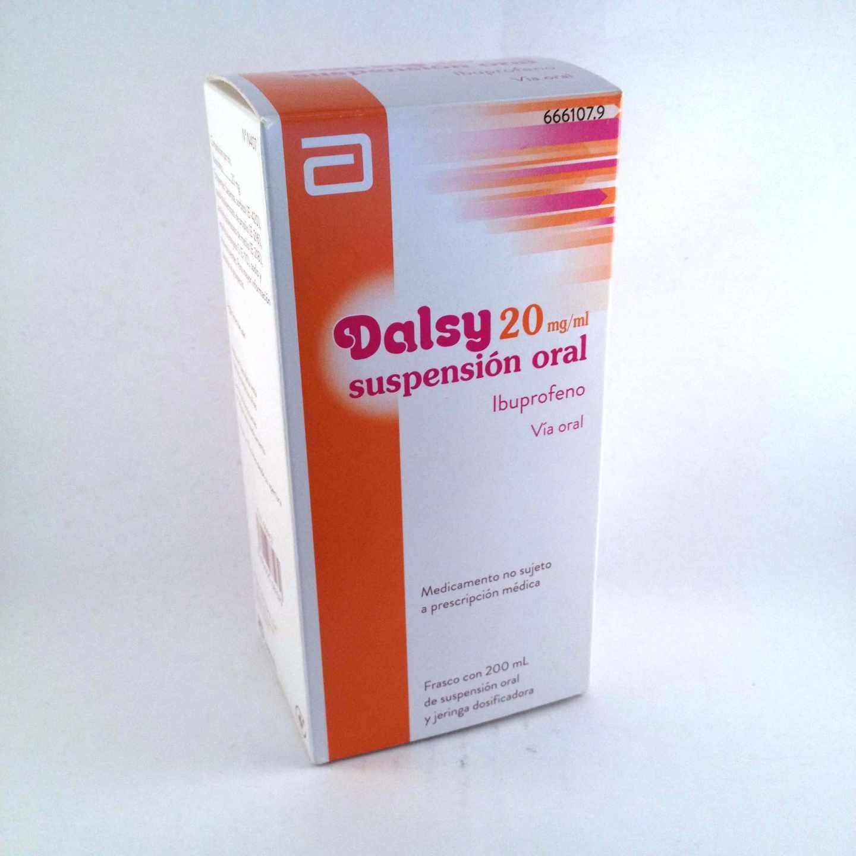 Problemas para encontrar 'Dalsy' en las farmacias españolas.