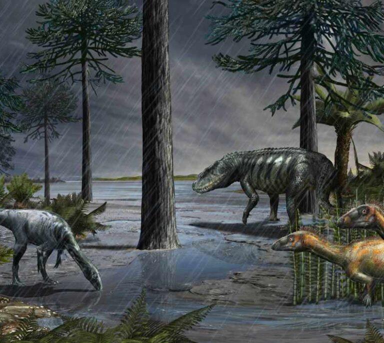 Más de 100 dinosaurios revivirán en 'Saurios', la exposición más jurásica de estas Navidades