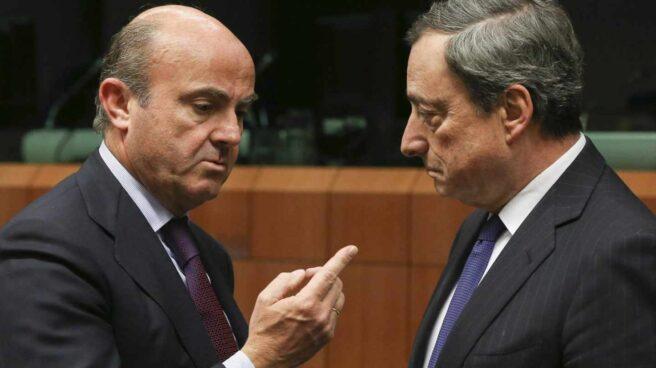 El BCE controla uno de cada cuatro euros de deuda española.