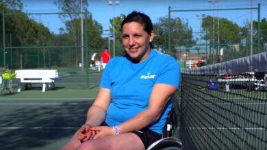 Cómo reconstruir la vida con el tenis tras un intento de suicidio
