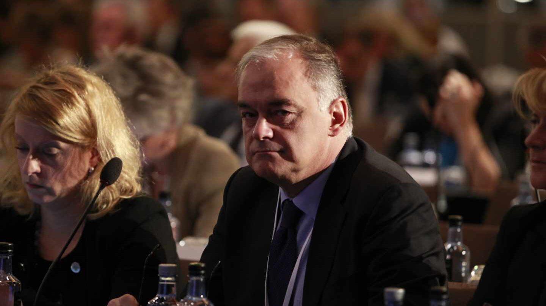 Esteban González Pons, en una convención del PP europeo en el año 2015.