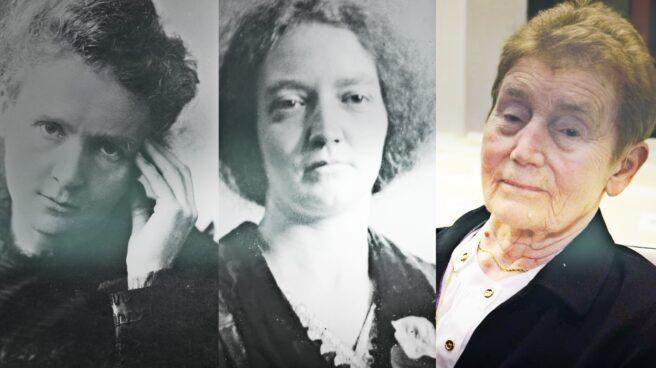 Marie, Irene y Héléne, tres generaciones de físicas Curie