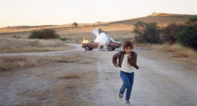 Fotograma de la película 'Volando voy' (M. Albadalejo, 2006)