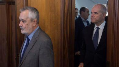 """Chaves y Griñán: de la teoría de """"los cuatro golfos"""" a reconocer un """"gran fraude"""""""