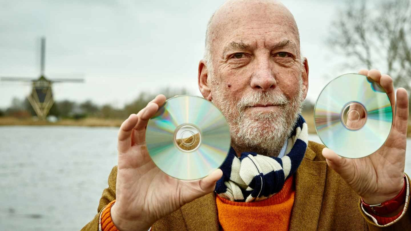 Kees Immink, padre del CD digital, el DVD y el BlueRay