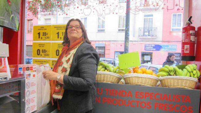 Ana María Llopis, presidenta del grupo de supermercados Dia.