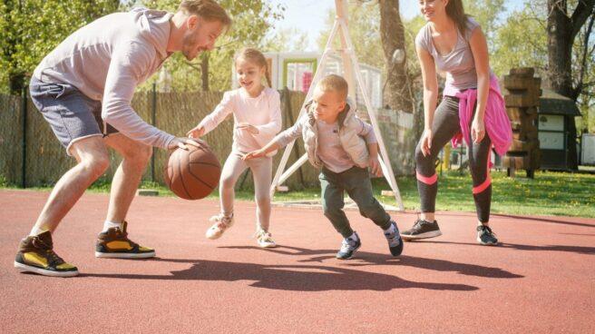 Los niños tienen más resistencia deportiva que los atletas profesionales.