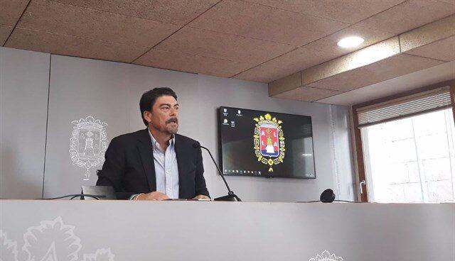 El nuevo alcalde del PP, Luis Barcala.