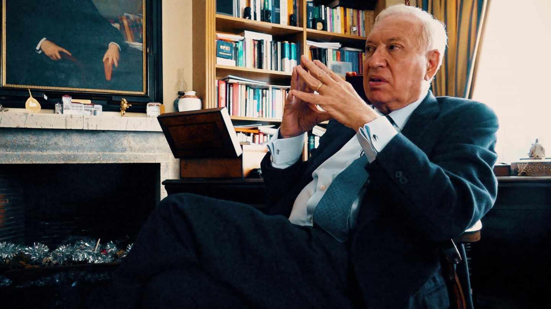 José Manuel García-Margallo su conversación con El Independiente