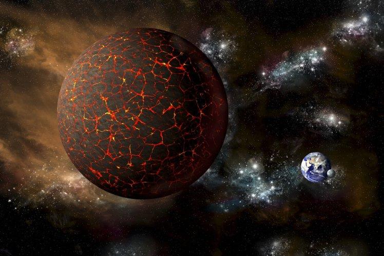 Nibiru, el planeta ficticio del fin del mundo